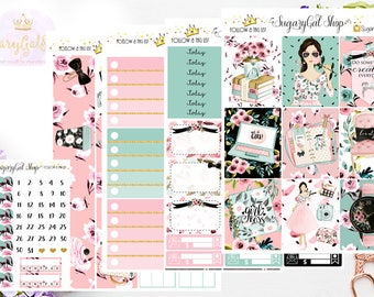 Get It Girl Planner Sticker Kit