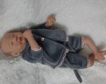 """Mini Reborn Baby Painted Kit ONLY Custom Made to Order OOAK Doll 12"""" and Under"""