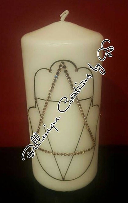 Decorative Candles/Pillar Candles/Embellished Candles/Home Decor