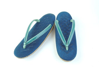 Vintage Zori, Japanese Sandals