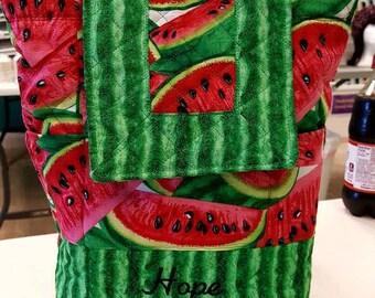 Watermelon Backpack