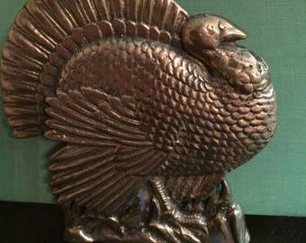Solid Brass Turkey Stand