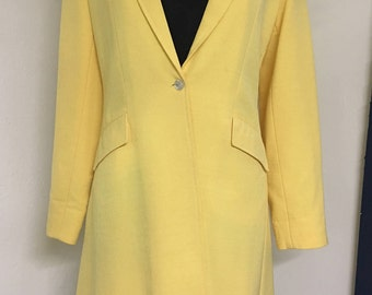 Vintage 1970's Equestrian Coat Made by Cambria Collection England