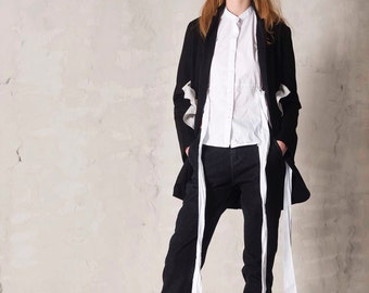 Asymmetrical Female Jacket
