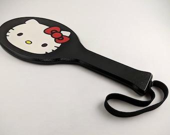 Hello Kitty Spanking Paddle