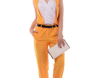 different colors Tales stylish office overalls,female overalls, business suit