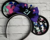 Best Birthday Ever Interchangeable 3D Printed Mouse Ears