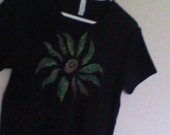 Black ladies T-shirt