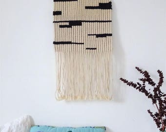 Macrame wall / wall hanging macrame wall decor wall macrame/tapestry / weaving modern/modern Bohemian macrame/decor/Decoration