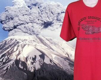 Vintage Mount St. Helens T-shirt