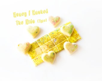 Honey I Washed the Kids (type) Wax Melts (3 Oz) - Lush - Lush Dupe - Lush Wax - Wax Melts - Designer Wax - Scented Wax Melts - Handmade Wax