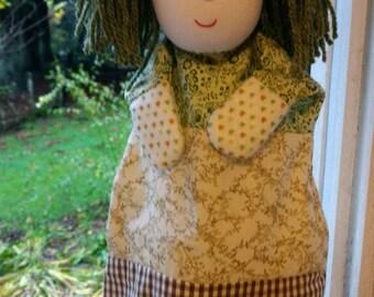 Hand puppet Abbie