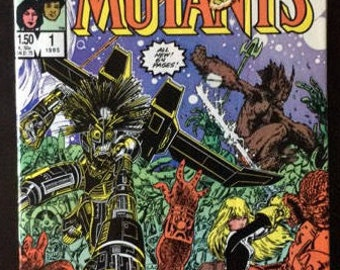 Special Edition New Mutants #1