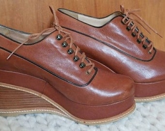 Cotelac Wedge Shoes