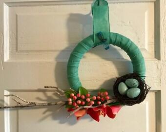 Easter Wreath, Spring Wreath, Home Decor, Holiday Decor