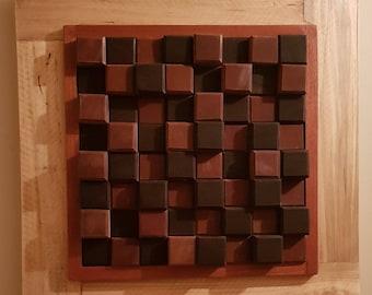 Chess Board Wall Art