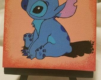Stitch Painting