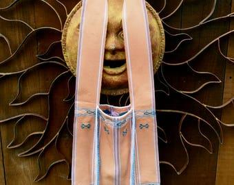 REDUCED, Ethnic Shoulder Bag, Woven Ethnic Bag, Bohemian Ethnic Shoulder Bag, Festival Bag