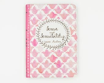 Jane Austen Sense and Sensibility Book iPad, iPad Air, iPad Pro case