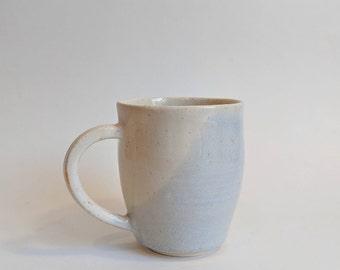 Handmade ceramic mugs, multiple available
