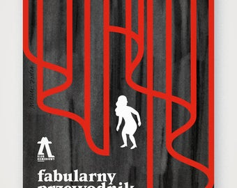 Fabularny (5) theatrical poster. Fine quality print of original artwork. Hand signed.