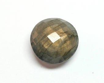 60% OFF - Unique Labradorite Round Shape 20 mm Big Labradorite Gemstone (T-172)