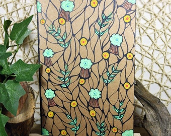Bright Forest // A5 Notebook // Stationary // Eco gifts //