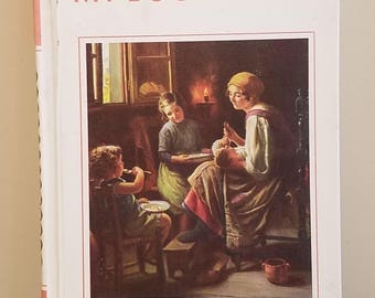 My Book House: In the Nursery - vintage children's book