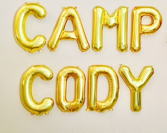 Camp Out, Camping Party, Happy Campers, Summer Camp, Camping Theme, campout party, Happy Campers Banners, Campers, Camp Decoration, Camping