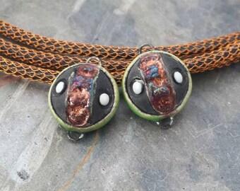Oh Yeah Raku Beads!