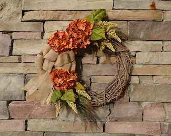 Wreath - Floral