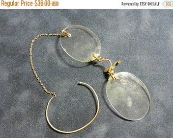 Summer Sale Antique Victorian Gold Filled Glasses