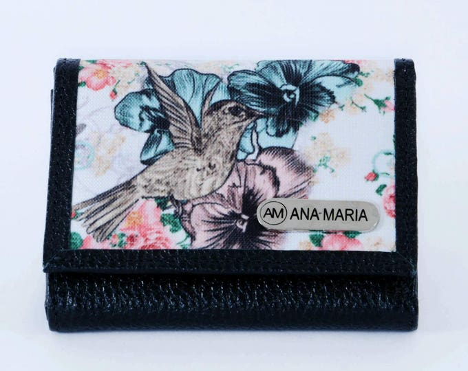 Small wallet Bird collection