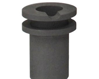 10 Troy Ounce Crucible for QuikMelt Pro Tabletop Electric Melting Furnace for Melting Gold Silver Copper Precious Metals - CRU-0106