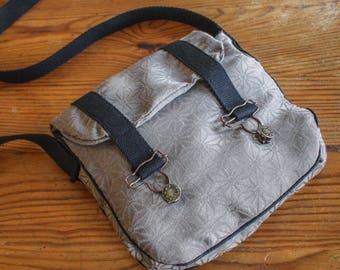 Fabric men Messenger bag