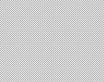 1 Yard Kisses by Doodlebug Design Inc. for  Riley Blake Designs - 220 Gunmetal