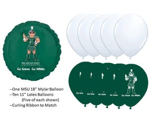 Michigan State University Balloons, MSU Balloons