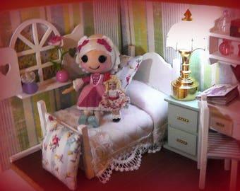 "Mini Diorama for 3"" Doll"