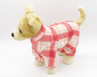 Pajamas for Dogs,Dog Pajamas,Dog Pajama,Dog PJs,Dog Clothes,Dog Onesie,Dog Jammies