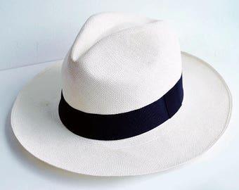 PANAMA HAT, FEDORA classic