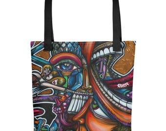 Pineal Tap Tote Bag