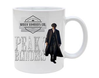 Peaky Blinders Shelby Brothers mug
