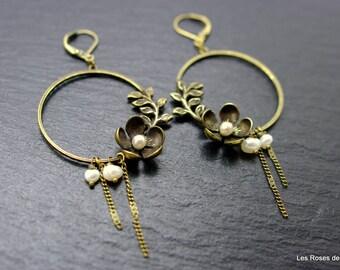 art deco earrings, earrings