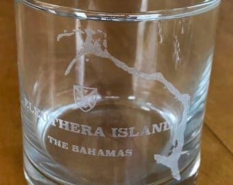 Eleuthera Island Rocks Glasses