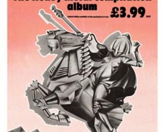 Iron Maiden  Album poster