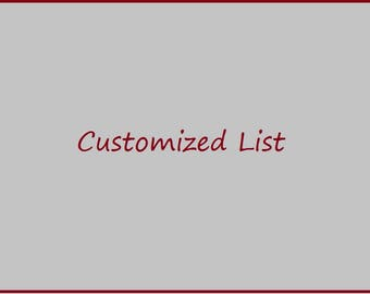 Reserved list for bahauser24