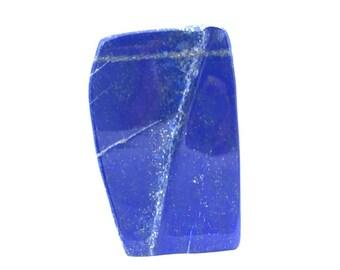 Lapis lazuli naturally shaped sculpture 8x5x5cm -382grams