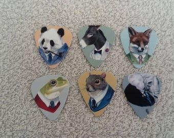 Lot 6 picks animal / animals
