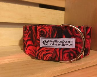 A Rose Martingale Collar