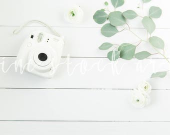 Instant Camera Stock Photo | Instant Download For Bloggers/Photographers